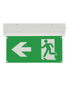 Bright Source 4 In 1 Emergency Exit Sign Left Right