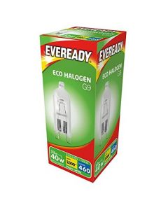 33w Eveready Eco Halogen G9 - S10110 Picture of Box