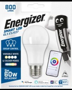 Energizer 9w Smart LED WiFi GLS ES Bulb - S17162