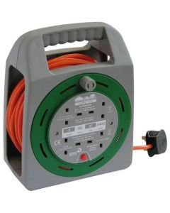 4-Way Extension Cable - 20 Metre Reel