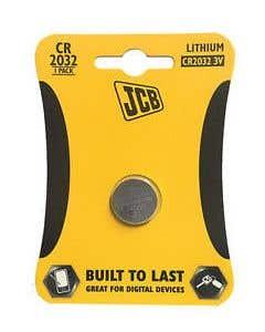 JCB CR2032 3V Battery