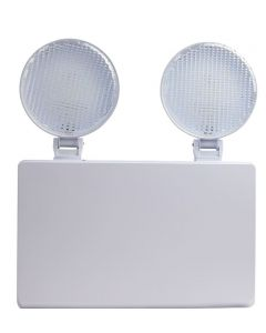 Bright Source 4w LED Emergency Twin Spot - Non Maintained