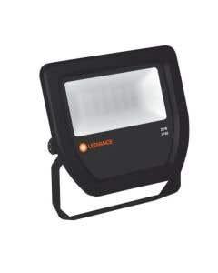 Osram LEDVANCE 20w LED Floodlight 3000k IP65 - Black