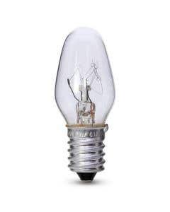 BELL 7w Nightlight Clear CES (E12) - 02393 2