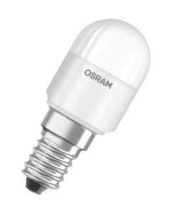 Osram 2.3w T26 Appliance/Fridge Lamp E14