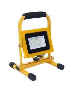 Powermaster 20w IP65 Portable LED Floodlight - 6000k - S12120