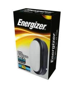 Energizer 15w Oval Bulkhead 6500k - S10444