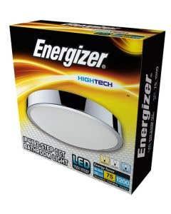 Energizer 16w LED CCT Bathroom Fitting - Chrome Trim S11963