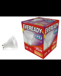 Eveready 3w LED GU10 3000K - S13598 s13598