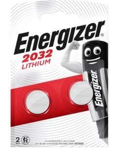 Energizer CR2032 3v Lithium Coin Batteries