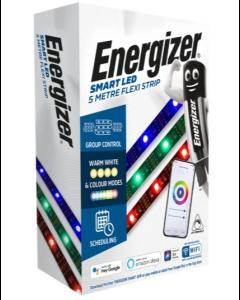 Energizer 5w Smart LED WiFi 5m Ribbon 12v - S17164