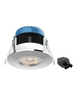 BRIGHT SOURCE 8W ALL IN ONE LED DIMMABLE DOWNLIGHT - GST18 PLUG