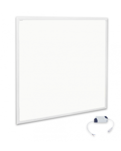 Emergency Dimmable 40w LED Panel 4000K - 600mm x 600mm