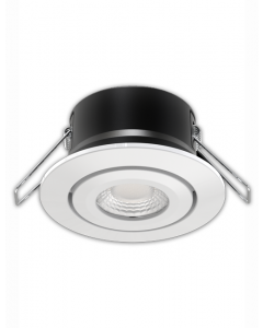 SOLO TILT ALL IN ONE 10W LED DIMMABLE DOWNLIGHT