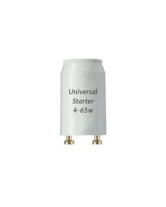 4-65w starter for fluorescent tubes