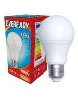Eveready 14w LED GLS Opal E27 3000K - S13628