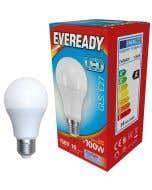 Eveready 14w LED GLS Opal E27 6500K - S13629