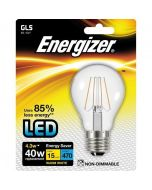 Energizer 4.3w ES LED Clear Filament GLS 2700k - S12862 Picture of Box