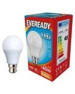 Eveready 5.5w LED GLS Opal BC 3000K - S13618