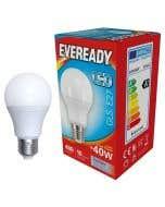 Eveready 5.5w LED GLS Opal ES 6500K - S13621
