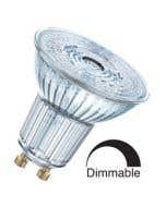 Osram 8w LED Par16 60deg GU10 4000k DIM