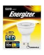 Energizer 5.5w LED GU10 36° DIM 4000K - Picture of Box