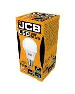 JCB 10w LED GLS Opal BC 6500K - S10991 Picture of Box