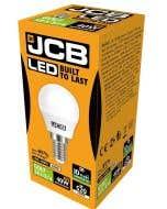 JCB 6w LED Golf Ball Opal SES 4000K - S12501