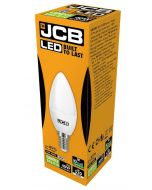 JCB 6w LED Candle Opal SES 4000K - S12503 - Picture of Box
