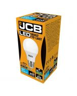 JCB 10w LED GLS Opal E27 4000K - S12504 Picture of Box