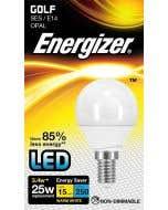 3.4w Energizer LED Golf 3000k E14 - S8837