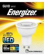 Energizer 5.8w 36deg LED GU10 3000K - S9405 - Picture of Box