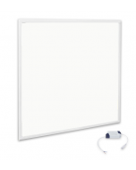 Emergency Dimmable 40w LED Panel 3000K - 600mm x 600mm