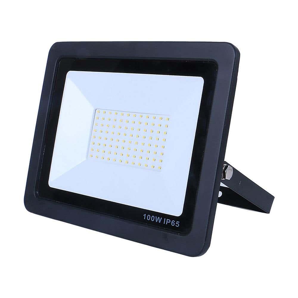 Image of 100w LED Floodlight - IP65 - Photocell