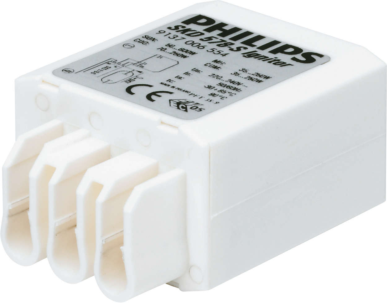 Image of Philips SKD 578 Semi-Parallel Ignitor