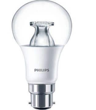 Image of Philips Master LEDbulb 6W DimTone A60 B22 - 2200-2700K