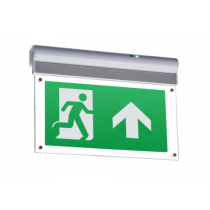 emergency exit sign large
